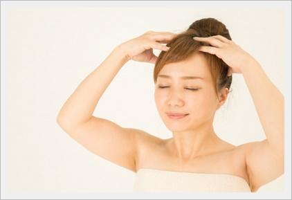 くせ毛を治す方法 酵素