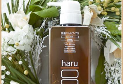 haru黒髪スカルプ・プロ 解析 口コミ 効果