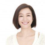 鈴木京香出演中ドラマ「未解決の女 警視庁文書捜査官」での ヘアスタイルはワンレンショートボブ