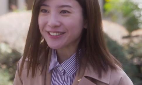 吉高由里子 ドラマ 正義のセ 髪型 ミディアム オーダー